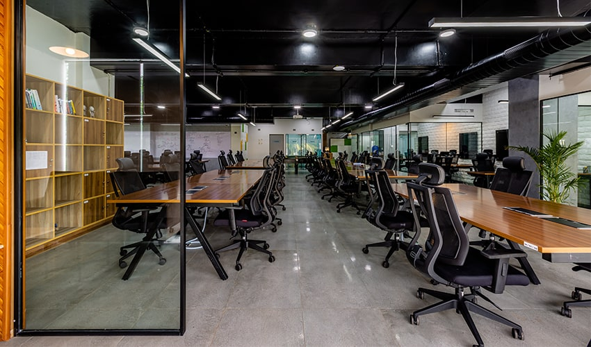 Best Office Space Interior Designers in Bangalore