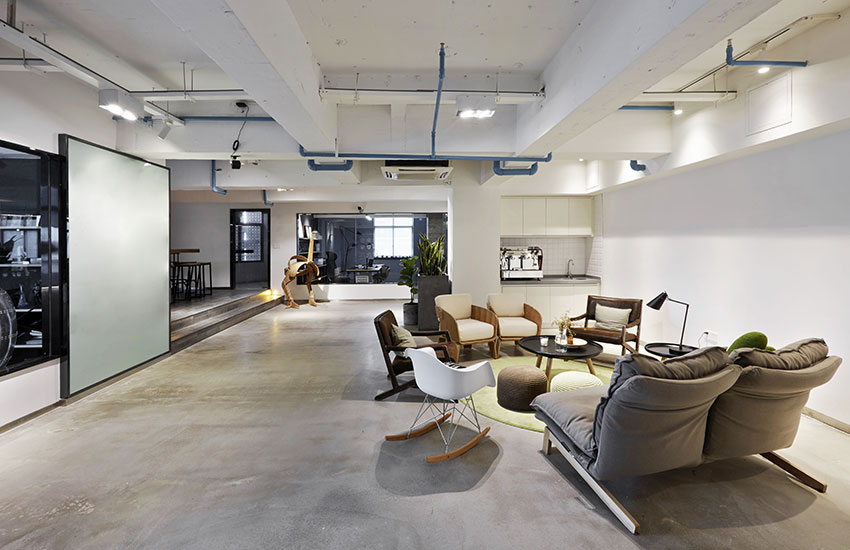 Activity based workplaces